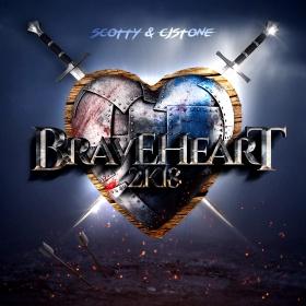 SCOTTY & CJ STONE - BRAVEHEART (2K18)